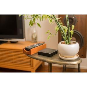 AuBee AUB-100(黒) 第二世代 手のひらサイズ 地デジ BS/CS フルハイビジョン テレビチューナー HDMI 学習リモコン IR延長 ミニBCASカード|polaroidshop|06