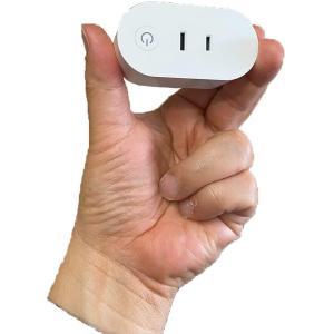 AuBee TAP Wi-Fiスマート電源タップ 各種スマートスピーカー対応 遠隔操作でAc電源の操作 PSE認定|polaroidshop|06