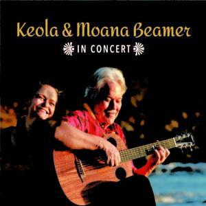 Keola & Moana Beamer in Concert / Keola Beamer (2017)|polihalesurf