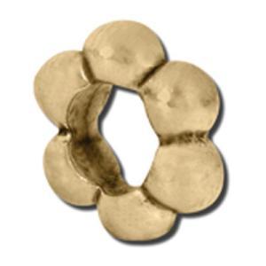 バブルルルビーズ(Bauble LuLu beads)Beaded Spacer、パンドラ(Pandora)、トロールビーズ(Trollbeads)等幾通りものカスタマイズ可能! polkadot