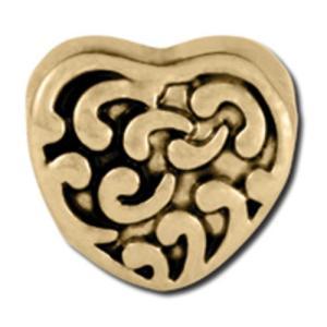 バブルルルビーズ(Bauble LuLu beads)Baroque Heart、パンドラ(Pandora)、トロールビーズ(Trollbeads)等幾通りものカスタマイズ可能! polkadot