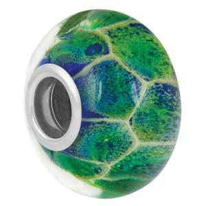 バブルルルビーズ(Bauble LuLu beads)Tortoise Rondelle、パンドラ(Pandora)、トロールビーズ(Trollbeads)等幾通りものカスタマイズ可能! polkadot