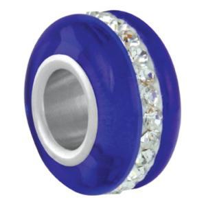 バブルルルビーズ(Bauble LuLu beads) Royal Trackstone、パンドラ(Pandora)、トロールビーズ(Trollbeads)等幾通りものカスタマイズ可能!|polkadot