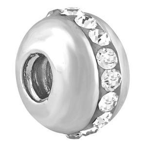 バブルルルビーズ(Bauble LuLu beads)  Saturn-Crystal、パンドラ(Pandora)、トロールビーズ(Trollbeads)等幾通りものカスタマイズ可能!|polkadot