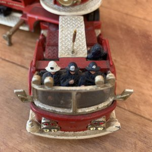 CORGIMAJOR エアリアル レスキュートラック1973年|polkadot