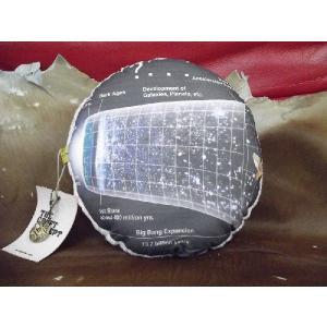 【CRAFT CONCEPT】丸型 中綿 Design クッション 星・宇宙モチーフ プリント 30cm 日本製|polori