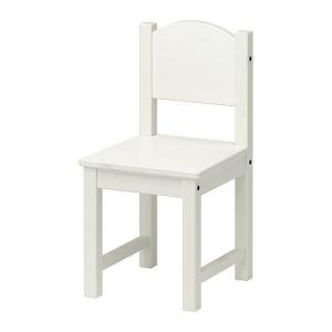 IKEA Original SUNDVIK-スンドヴィーク- 子供用チェア ホワイト|polori