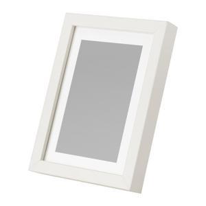 IKEA Original LIMHALL フォトフレーム 写真フレーム ホワイト 13x18 cm|polori