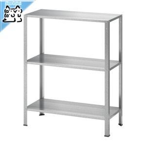 IKEA Original HYLLIS シェルフユニット 室内/屋外用 60x27x74 cmの写真