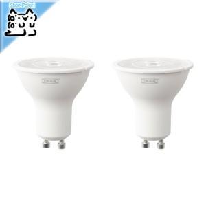 IKEA Original RYET LED電球 GU10 200ルーメン 電球色2700K 2ピース|polori
