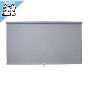 【IKEA Original】TUPPLUR カーテン 遮光ローラーブラインド グレー 80x195 cm|polori