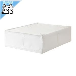IKEA Original SKUBB-スクッブ- 収納ケース ホワイト 69×55×19 cm|polori