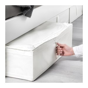 IKEA Original SKUBB-スクッブ- 収納ケース ホワイト 69×55×19 cm|polori|03