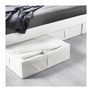 IKEA Original SKUBB-スクッブ- 収納ケース ホワイト 69×55×19 cm|polori|04