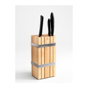 IKEA Original RETRATT ナイフ立て バーチ 無垢材のお洒落なナイフ立て|polori