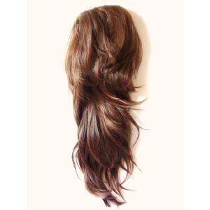 自毛を被せるニュータイプセパレートタイプで4とうり使えちゃう耐熱タイプ(130℃迄)ソフトウェーブ、M-140|pompadour