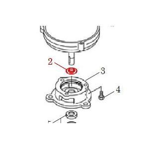 カワエースN3部品 (2) 水切つば RA-10 カワエースN3-135.136用|pompu