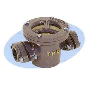 東邦工業 TB砂取り器40A TB40 pompu
