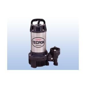 寺田ポンプ 浄化槽、汚水用 PG-250T 非自動 三相 pompu
