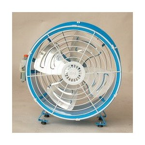 AFR-18P 軸流型送風機 圧縮 エア式 エアフィルター ルブリケーター付 AFR18P|ponpu