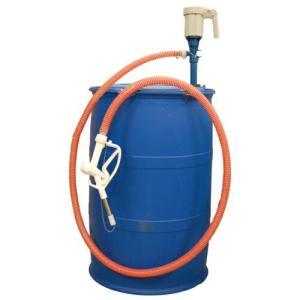 Ad-1L リチウム充電式 樹脂ドラム用ポンプ アドスター アドブルー用 AdBlue ホース2m 手動ガンノズル付き Ad1L ponpu