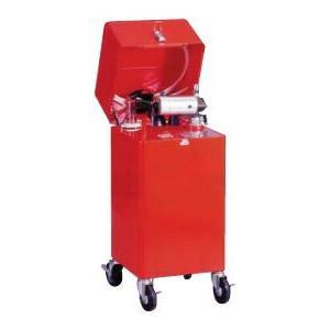ST-AMH-10 エア式 ポンプ ガソリン/軽油/灯油/低粘度オイル用 回収セット ponpu
