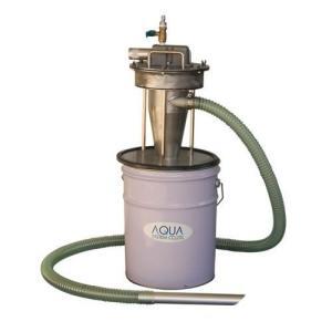 APPQO-CY32 エア式 サイクロン クリーナー 粉塵専用 乾式 掃除機 オープンドラム缶 オープンペール缶用 粉体 粉じん トナー回収などに APPQOCY32 ponpu