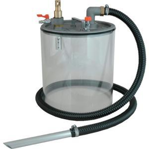 APPQOG オープンペール缶用/液体回収専用/エアバキュームポンプ/灯油 軽油用|ponpu
