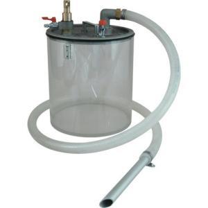 APPQOAS オープンペール缶用/液体回収専用/エアバキュームポンプ/溶剤用|ponpu