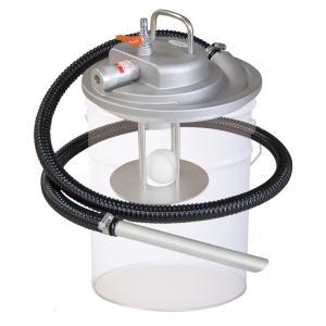 APPQO400G 3馬力 乾湿両用 掃除機 エア式 バキュームクリーナー 自動停止機能付/フィルター無し 吸入専用 灯油/軽油用|ponpu