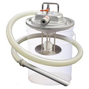 APPQO400AS 3馬力 乾湿両用 掃除機 エア式 バキュームクリーナー 自動停止機能付/フィルター無し 吸入専用 溶剤用|ponpu