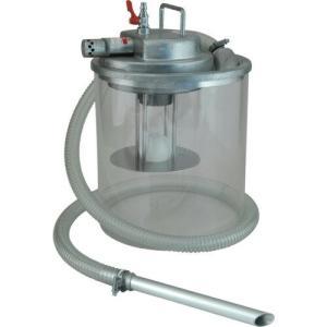 APPQO-H 高真空 5馬力 エア式 バキュームポンプ オープンペール缶用/液体回収専用/一般油用 ponpu