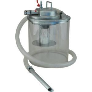 APPQO-HAS 高真空 5馬力 エア式 バキュームポンプ オープンペール缶用/液体回収専用/溶剤用|ponpu