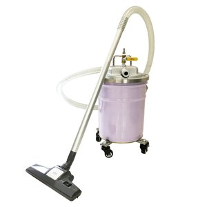 APPQO550-SET 掃除機セット 5馬力 エア式 バキュームクリーナー 掃除機 T型ノズル/キャリー付 吸入専用 APPQO550SET|ponpu