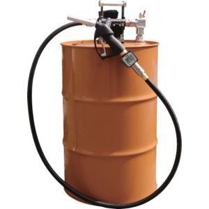 EVPD-56K24 ドラムポンプ 簡易デジタル画面 タービン式 流量計付 ドラム缶用 灯油/軽油用 EVPD56K24|ponpu