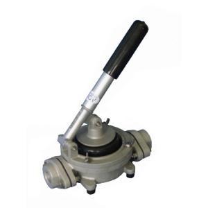 HDO-20ALB ハンドダイヤフラム ポンプ ネジ接続タイプ 防災用 手動式ポンプ 水や油の移送に HDO20ALB ponpu
