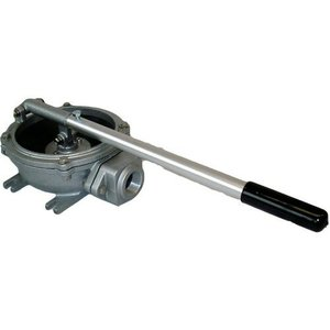 HDO-32ALB ハンドダイヤフラムポンプ ネジ接続タイプ 大容量型 防災用 HDO32ALB 手動式ポンプ 水や油の移送に ponpu
