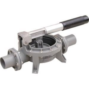 HDO-32P ハンドダイヤフラムポンプ 樹脂製 防災用品 手動式ポンプ 水や油の移送に HDO32P ponpu