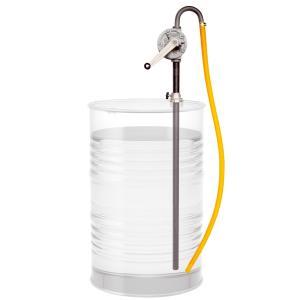 HR-2BP 手回し ドラム ポンプ 灯油/軽油/低粘度オイル/一般油用 手廻 手動 ハンド ロータリー HR2BP 回転|ponpu