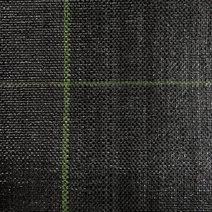 超強力防草シート(黒) 7633 1X20m|ponpu