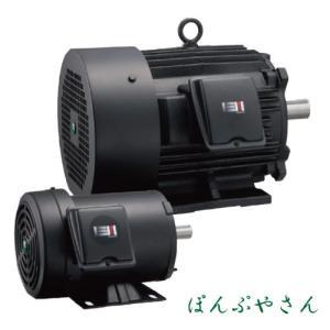 富士電機 富士低圧三相モータ トップランナーモータ 全閉屋内 0.4KW 4P 200V MLH80...