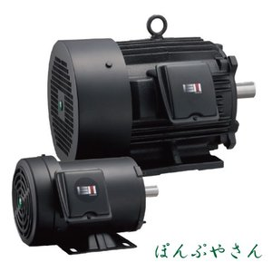 MLU1133A 富士電機 トップランナーモータ 富士低圧三相モータ 全閉屋内 5.5KW 4P 200V インバーター 回転数 制御 装置 ponpu