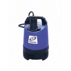 LBT-250 水中ポンプ 200V 50Hz ツルミ 土木工事用 LB型 ハイスピン ポンプ ツルミポンプ 鶴見製作所 LBT250|ponpu