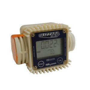 TB-K24-Ad-FM UERA アドブルー専用流量計 AdBlue 簡易デジタル式 計量メーター 電池式 TBK24AdFM ponpu