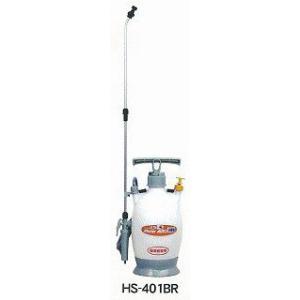 HS-401BR 4L 蓄圧式噴霧器 ミスターオート 除草剤用 噴霧器 HS401BR|ponpu