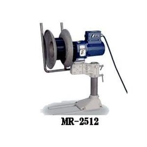MR-2512 マグローラー 巻き上げ作業に最適 2段階自在回転 正逆スイッチ付き アンカーウインチ コーシン 工進 KOSHIN マグローラー MR2512|ponpu