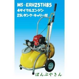MS-ERH25TH85 エンジン式小型動噴 ガーデンスプレーヤー エンジン式 噴霧器 コーシン KOSHIN MSERH25TH85 噴霧 家庭 MS-ER25TH85 後継 ponpu