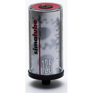 SL00-125 シマルーベ125 空容器 給油器 グリス供給器 グリース SL00125 ponpu