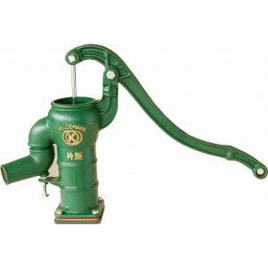 【打込式・サイズ35】井戸用ポンプガチャポン GK-K35U 手押しポンプ 手押し井戸ポンプ|ponpu