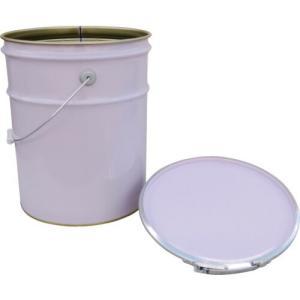 APPQO-OP 蓋付 オープンペール缶 20L ペール缶 スチール製 ペール缶 クリーナー/掃除機/オプション APPQOOP|ponpu